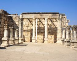 DAY 4 - CAPERNAUM, TABGHA, SEA OF GALILEE